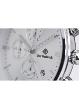 Bella Bellagio Silver Watch