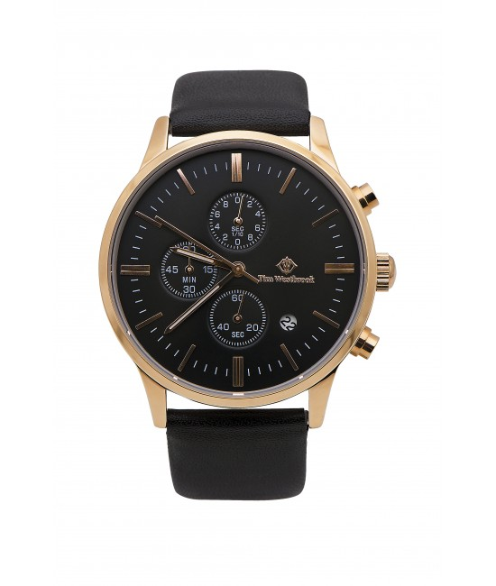 Monaco Black Edition Watch