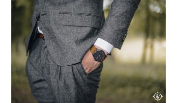Top 5 Reasons a True Gentleman Always Wears a Wristwatch