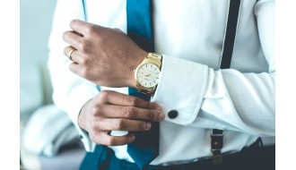 Ten Golden Rules How to Stylishly Wear a Watch